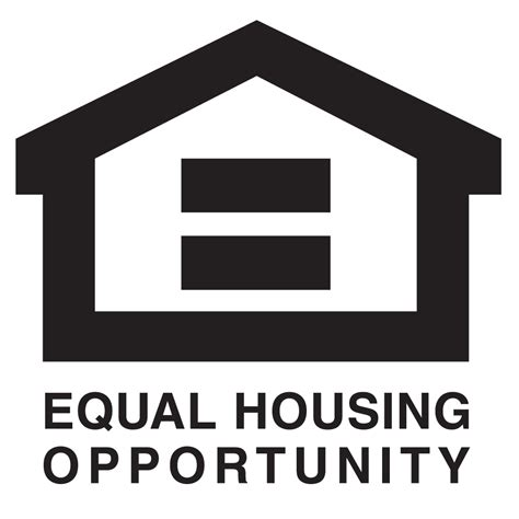 this is the equal opportunity housing logo